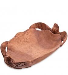 15-063 Блюдо  Черепахи  40 см суар