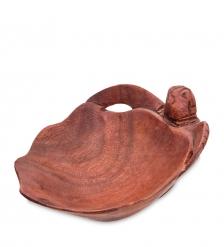 15-067 Блюдо  Черепаха  15 см суар