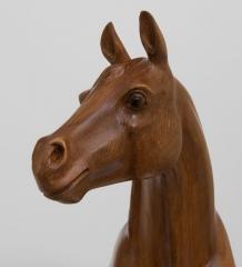 18-002 Фигура Лошадь  Пони Кетот  45 см о.Бали