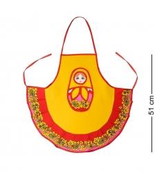 ТК-218 Фартук «Матрешка» детский в асс.  желтый  - Вариант A