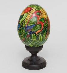 19-001 Яйцо расписное  о.Бали  XL