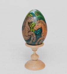 19-002 Яйцо расписное  о.Бали  M