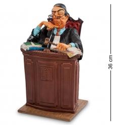 FO-85529 Статуэтка  Судья   The Judge. Forchino