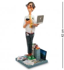 FO-85530 Статуэтка Программист  The Computer Expert. Forchino