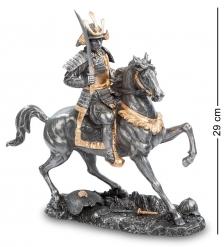 WS- 89 Статуэтка  Самурай на коне