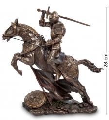 WS- 91/ 1 Статуэтка  Рыцарь на коне