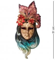 WS-351 Венецианская маска  Лилия  бол.