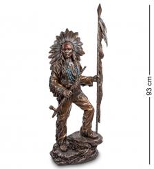 WS-619 Статуэтка  Индейский вождь