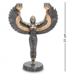 WS-491 Подсвечник  Исида - богиня материнства и плодородия