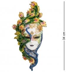 WS-348 Венецианская маска «Павлин»