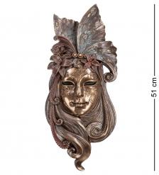 WS-349 Венецианская маска  Лилия  бол.