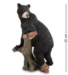 WS-707 Статуэтка  Бурый медведь