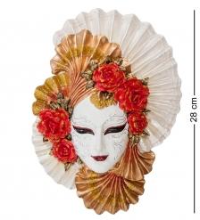 WS-336 Венецианская маска  Пионы