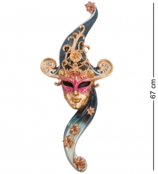 WS-353 Венецианская маска  Лотос