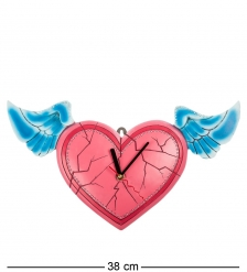 RV-253 Часы  Время любви   W.Stratford