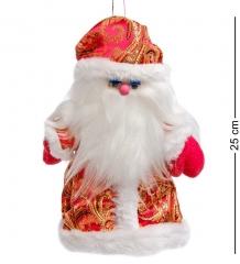 ТК-534 Игрушка лоскутная  Дедушка Мороз
