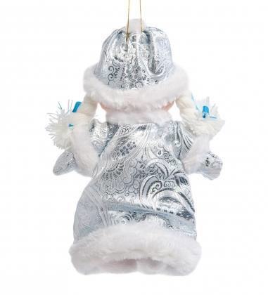 ТК-531 Игрушка лоскутная  Снегурочка мал.