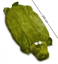 CR-13 Коврик-зверюшка  Крокодил