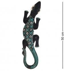 10-029 Панно настенное  Геккон Джава   батик, о.Ява  50 см