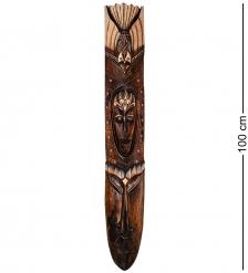 20-101 Панно настенное Маска  албезия, о.Бали  100 см