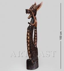 20-211 Статуэтка Дракон  албезия, о.Сулавеси  100 см