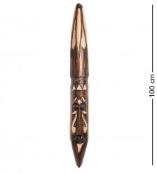 20-133 Панно настенное  Маска   албезия, о.Бали  100 см
