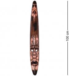 20-121 Панно настенное  Маска   албезия, о.Бали  100 см