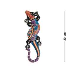 20-063 Панно настенное Геккон  албезия, о.Суматра  30 см