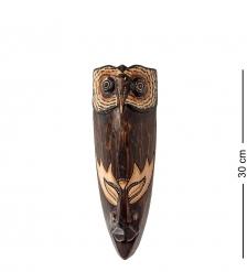 20-115 Панно настенное Маска  албезия, о.Бали  30 см