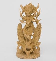 15-022 Статуэтка Сарасвати - богиня всех наук крок.дерево