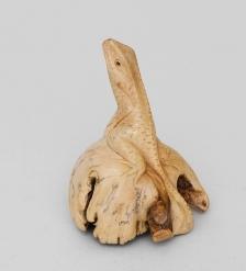50-008 Статуэтка «Ящерица» 12 см
