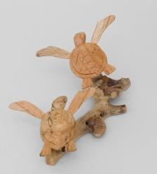 50-018 Статуэтка  Морские черепахи