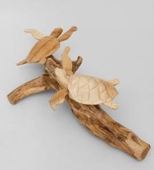 50-028 Статуэтка  Морские черепахи