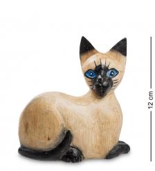 40-023 Статуэтка  Кошечка Голубоглазка  суар 12 см