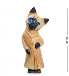 40-028 Статуэтка Кошка  Леди Кэт  суар 20 см