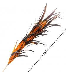 14-046 Декоративный веничек из перьев  о. Бали