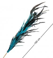 14-047 Декоративный веничек из перьев  о. Бали
