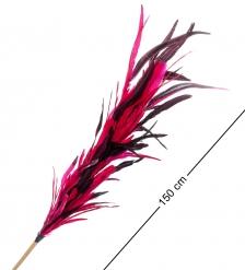 14-054 Декоративный веничек из перьев  о. Бали