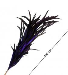 14-059 Декоративный веничек из перьев  о. Бали