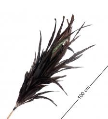 14-063 Декоративный веничек из перьев  о. Бали