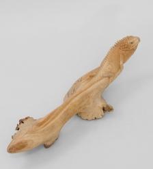 45-013 Статуэтка  Игуана  45 см