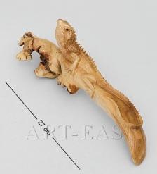 45-019 Статуэтка  Игуана  30 см