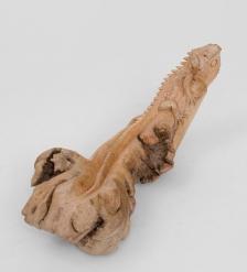45-022 Статуэтка  Игуана  30 см