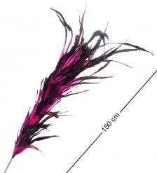 14-052 Декоративный веничек из перьев  о. Бали