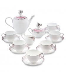 JK- 01 Чайный сервиз на 6 перс. Примадонна   Pavone