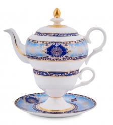 JK- 19 Чайный набор «Соло Флоренции»  Pavone