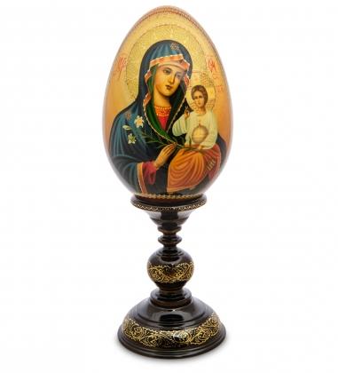 ИКО-17 Яйцо-икона  Неувядаемый цвет  Рябов С.