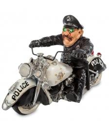 RV-294 Фигурка  Полицейский Байкер   W.Srtatford