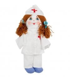 ТК-514 Игрушка лоскутная  Медсестра