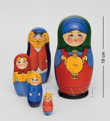 МР-20/35 Матрешка 5м  Семейка бол  СП